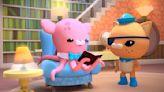 英國兒童電視節目《海底小縱隊學英文》英國 BBC 正版授權 App 幫助使用者學習英文