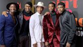 Tony Award-Winning Temptations Musical 'Ain't Too Proud' Reopens On Broadway