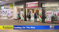 COVID-19 Testing Returns Alongside Vaccination At 2 New Chicago Area Sites