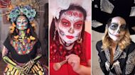 Viral 'Pass the Brush' challenge honors Mexico's Day of the Dead