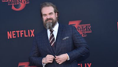 David Harbour on How His Stranger Things Role Prepared Him for Fatherhood: It 'Opened My Heart'