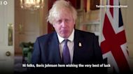 UK PM wishes Team GB 'best of luck' for Olympics