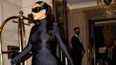 Kim Kardashian Unmasked Herself for Justin Bieber's After-Party