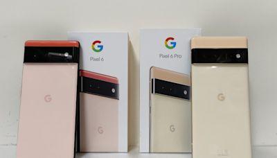 購機指南!搶先開箱Google Pixel 6、Pixel 6 Pro 外型、相機、規格比一比
