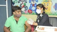 WorldView: India reaches vaccine milestone; Taiwan to bolster military