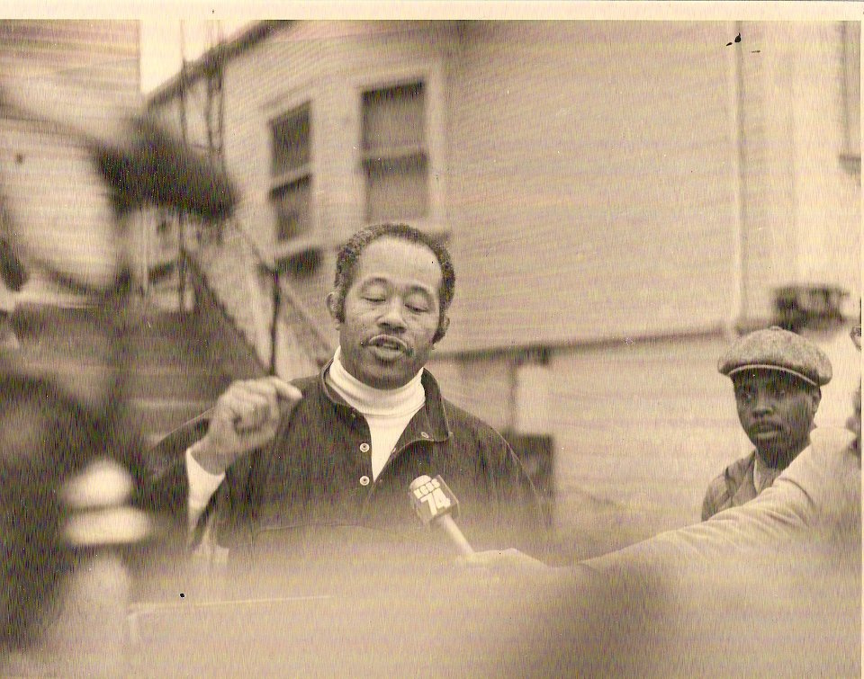 Black Bird Press News & Review: Dr. Nathan Hare on Eldridge Cleaver