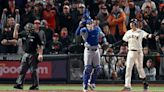 Giants vs. Dodgers: Why check-swing call to end NLDS Game 5 was not reviewable