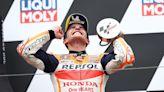 German MotoGP: Marc Marquez scores incredible comeback win