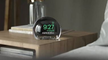 NightWatch底座:將Apple Watch變成床頭鬧鐘