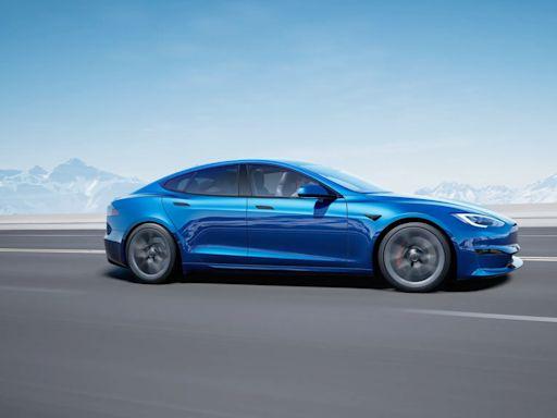 「加速史上最快」Tesla推出Model S Plaid