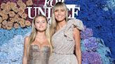 Heidi Klum Walks the Red Carpet with Daughter Leni, 17, in Coordinating Glittery Gowns