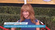 Kathy Griffin Shares 'Funny' Joke from Her Doctor While Recovering from Lung Removal Surgery