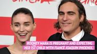 Rooney Mara Gives Birth, Welcomes 1st Child With Fiance Joaquin Phoenix