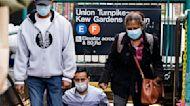 MTA stepping up face mask enforcement
