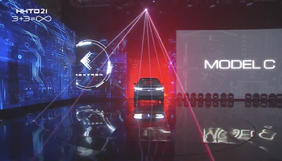 鴻海Model C.E.T三款電動車一年內完成!市售價台幣百萬有找