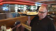 Over breakfast, Iowans talk politics before caucuses