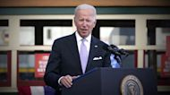 Biden pushes his agenda as infrastructure talks drag on