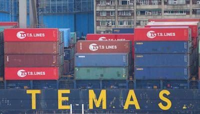 航運股咕嚕咕嚕,因為中國港口不塞了?分析師:基本運費依然強勢,跌的是附加費-風傳媒