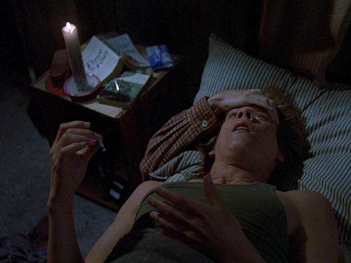 Kevin Bacon reflects on his gruesome 'Friday the 13th' death 40 years later