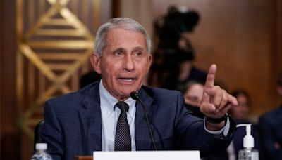 Tucker Carlson escalates feud against Anthony Fauci by claiming he 'created' Covid