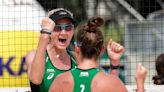 Kerri Walsh Jennings, Brooke Sweat lose in beach volleyball qualifying round, will miss Tokyo Olympics