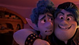 Review: Pixar's charming fantasy 'Onward' mixes laughs and tears with sword and sorcery