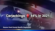 Stats show carjackers' preferences in gender, car and day of the week