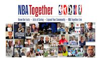 The great success of the #NBATogether campaign