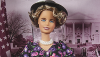 Barbie Releases Eleanor Roosevelt Doll in Time For International Women's Day