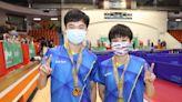 林昀儒最新世界排名維持第6、莊智淵排25 黃金混雙持平第2