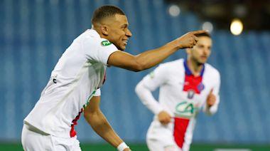 法足盃|麥巴比起孖照被蒙彼利埃逼和 PSG射贏12碼入決賽 | 蘋果日報