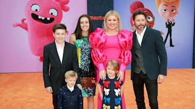 All About Kelly Clarkson's Kids, River and Remington