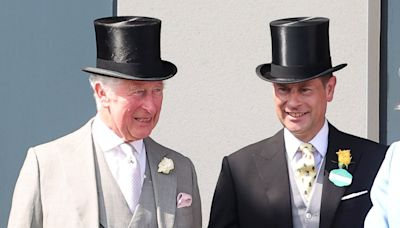 Prince Charles Wore a Longtime Go-To Suit - That's Nearly as Old as Prince William! - to Royal Ascot 2021