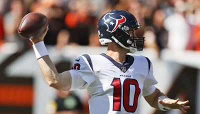 Taylor day to day with injury for Texans; Watson won't play