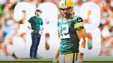 Aaron Rodgers' clunker in Green Bay Packers' blowout loss raises eyebrows