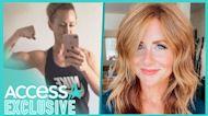Jennifer Aniston Lookalike Sheds 120 Pounds In Inspiring Fitness Transformation