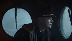 'Greyhound' has Tom Hanks captaining the ship in U-boat-infested waters - The Boston Globe
