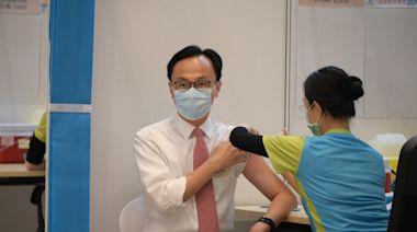 復必泰最遲在8月底打第一針 疫苗接種中心9月底關閉