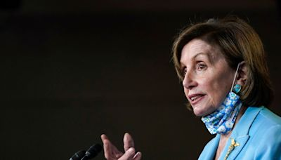 Nancy Pelosi demands Trump's attorneys general testify and calls data subpoenas 'beyond Richard Nixon'