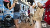 When doing Sunday laundry becomes an act of solidarity with the homeless residents of Dallas
