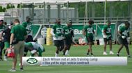 Kim Jones: What Jets training camp looks like without Zach Wilson