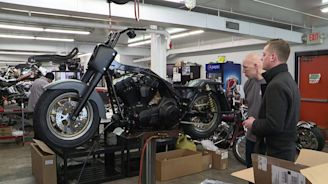 Custom Motorcycle to be Featured in Magazine