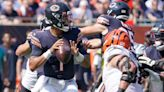 Chicago Bears beat Cincinnati Bengals at Soldier Field; Fields replaces Dalton after injury