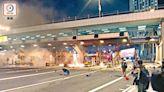暴亂連堵4日香港經脈盡斷 再唔開路九死一生