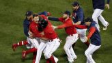 Red Sox eliminate Rays with late sacrifice fly
