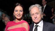 How Catherine Zeta-Jones & Michael Douglas Will Celebrate 20th Anniversary In Quarantine