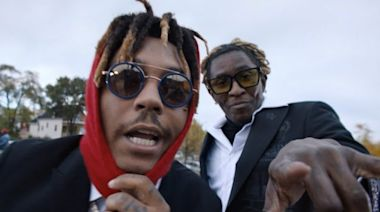 """Watch Young Thug and Juice WRLD's Video for New Song """"Bad Boy"""""""