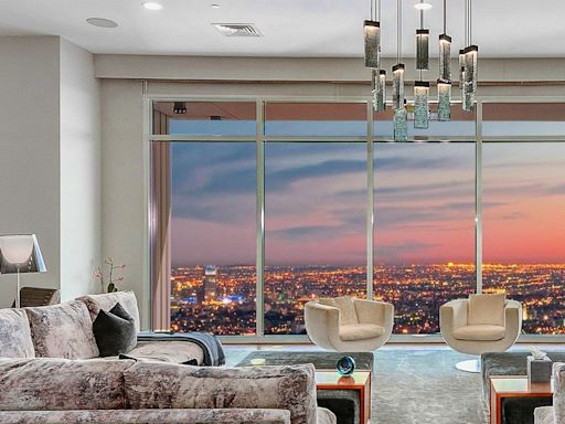 Matthew Perry Just Sold His Los Angeles Penthouse for $21.6 Million—See Inside!