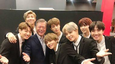 超狂!韓美會面狂cue BTS…美副國務卿:他們紅遍全世界