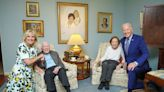 Jimmy and Rosalynn Carter Share Photo of Biden Visit at Their Home